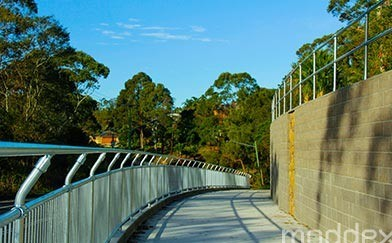 The Mount Kembla Shared Path Project