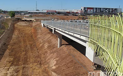 Midpul Gateway Footbridge