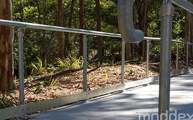Assistrail AR20 Disability Handrail Moddex