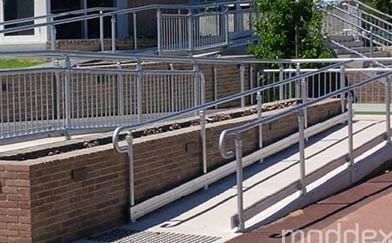 Guardrail requirements under AS1657-2018 – Post & Rail Construction