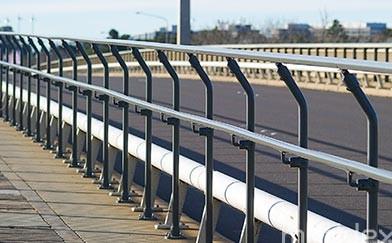 Bikesafe BS25 Bikeway Barriers Moddex