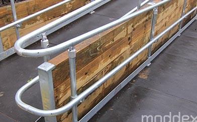 Assistrail AR40 Disability Handrail Moddex