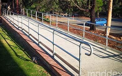 Assitrail AR40 Disability Handrail Moddex