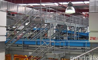 Australia Post expand their parcel facility centre