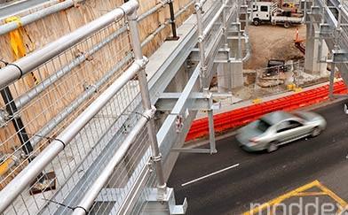 Moddex modular handrails and balustrades