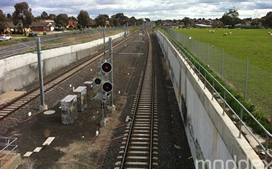 South Morang Rail Extension