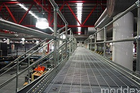 Industrial walkways