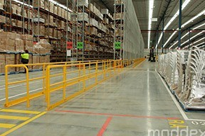 Warehouses and loading bays