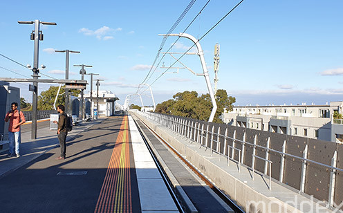 Caulfield to Dandenong Level Crossing Removal Project