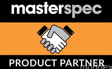 Moddex is a MasterSpec Partner