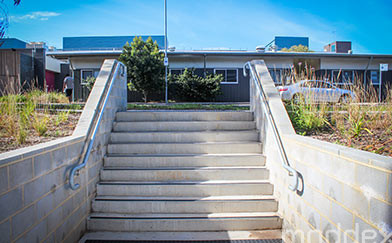 NZBC Clause D1 Access Routes – Stairway Types