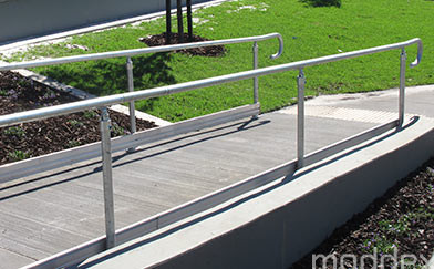 Handrail requirements to ensure compliance on Stairways and Ramps