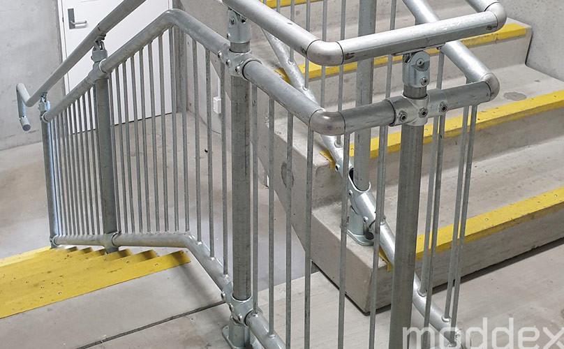 Moddex NZ handrail and balustrade kits cut installation ...