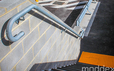 Handrail Profile requirements under the New Zealand Building Code