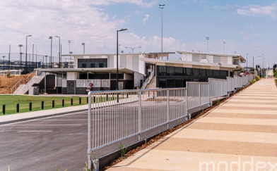 Springfield Sports Complex opens on-time thanks to modular flexibility