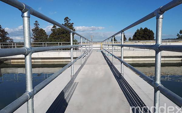 Pukekohe Waste Water Treatment Plant
