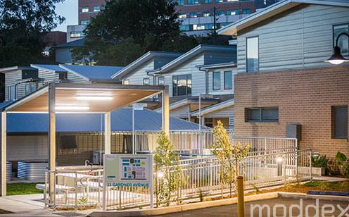 BaptistCare Social Housing Development