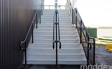 Summary of Handrail Requirements under the NZBC