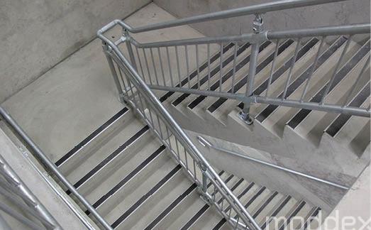 Stairway Encroachment into Corridors