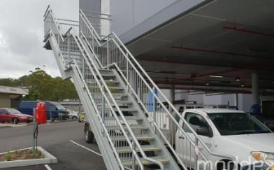 Moddex – the smart alternative to temporary handrail
