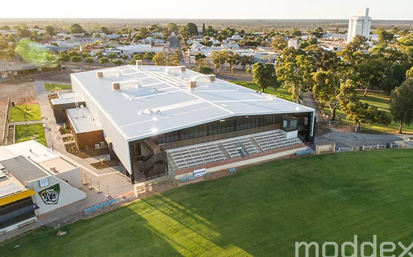 Loxton Recreation Centre Upgrade