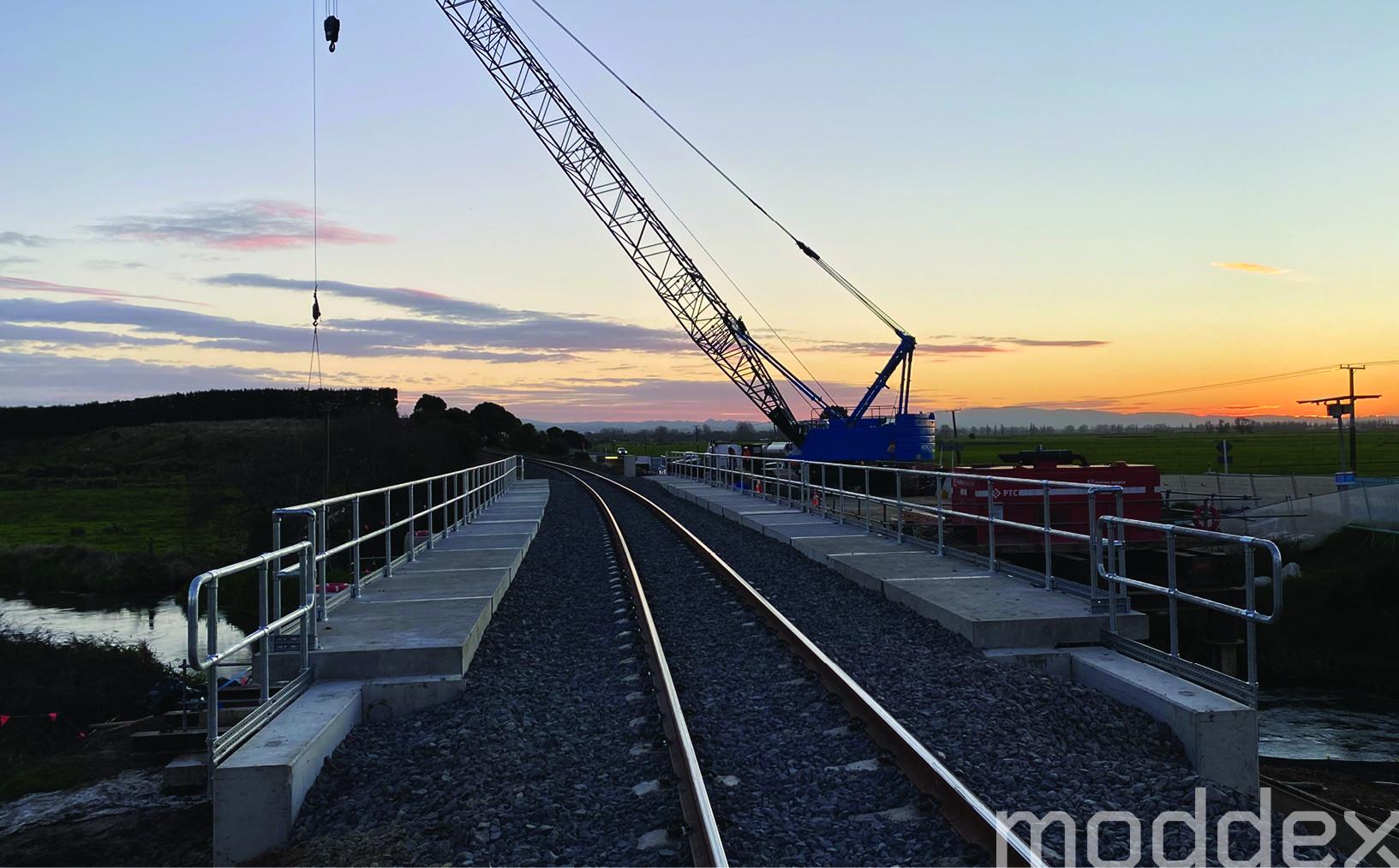 Bridge 105 – Improving Rail Efficiency