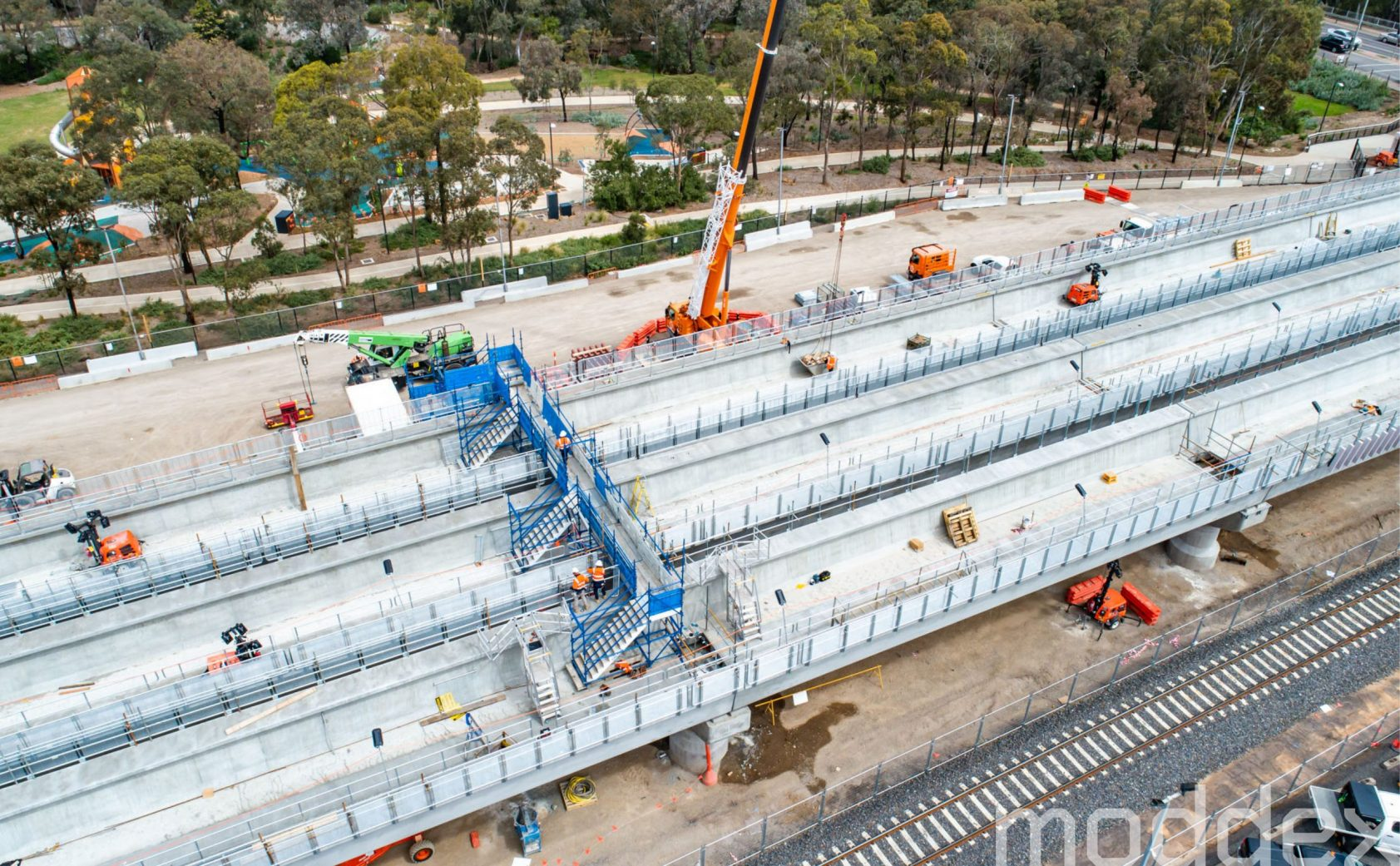 Werribee St, Level Crossing Removal Project