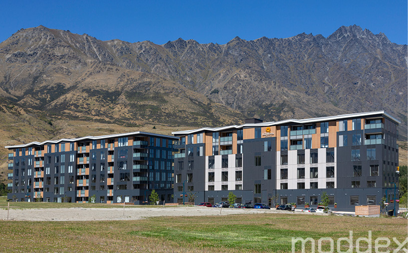 Aesthetic Solution for La Quinta Hotel, Queenstown – Moddex