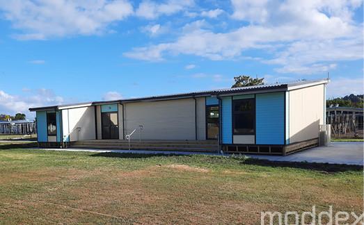 Te Wharau School