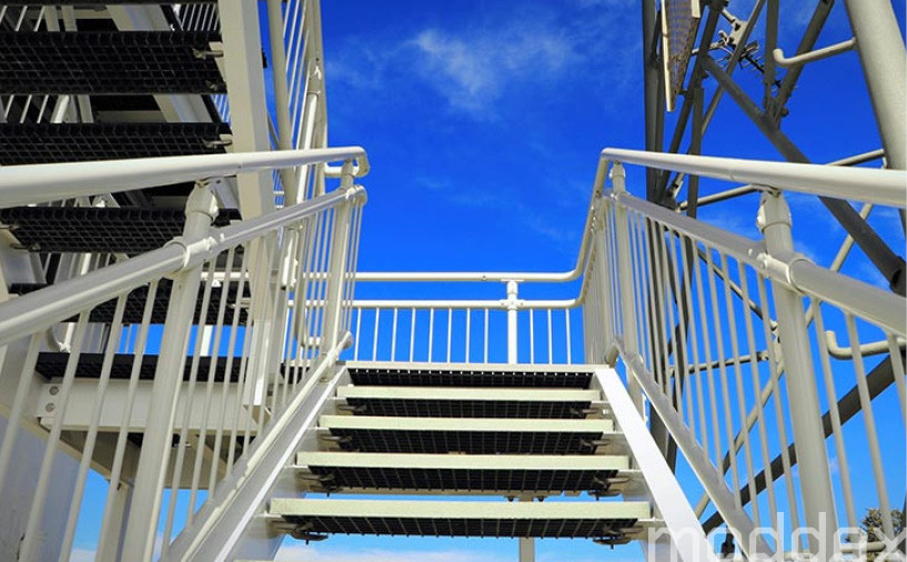 Moddex Handrail & Balustrade – The go-to for Structural Steel Fabricators