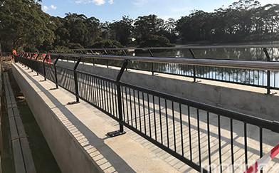 Moona Moona Creek Pedestrian Bridge