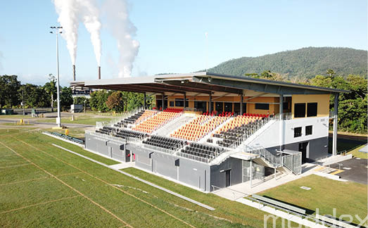 Tully Grandstand