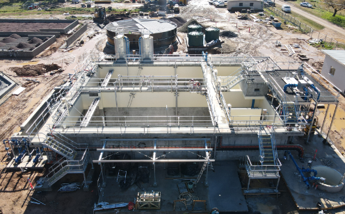 Grenfell Wastewater Treatment Plant